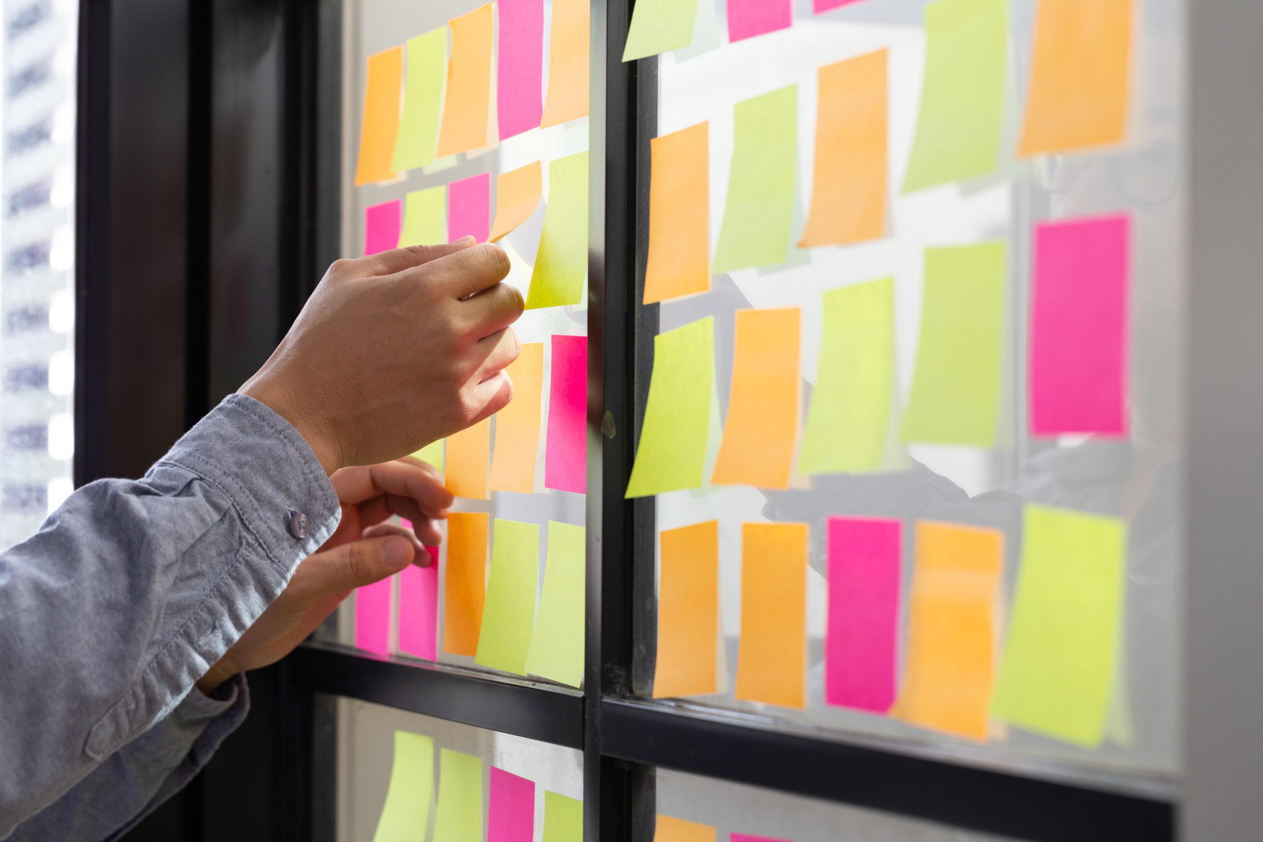Koordination von Ziel, Kundennutzen, Aufgaben, Zeit und Kosten für eine erfolgreiche Projektrealisierung