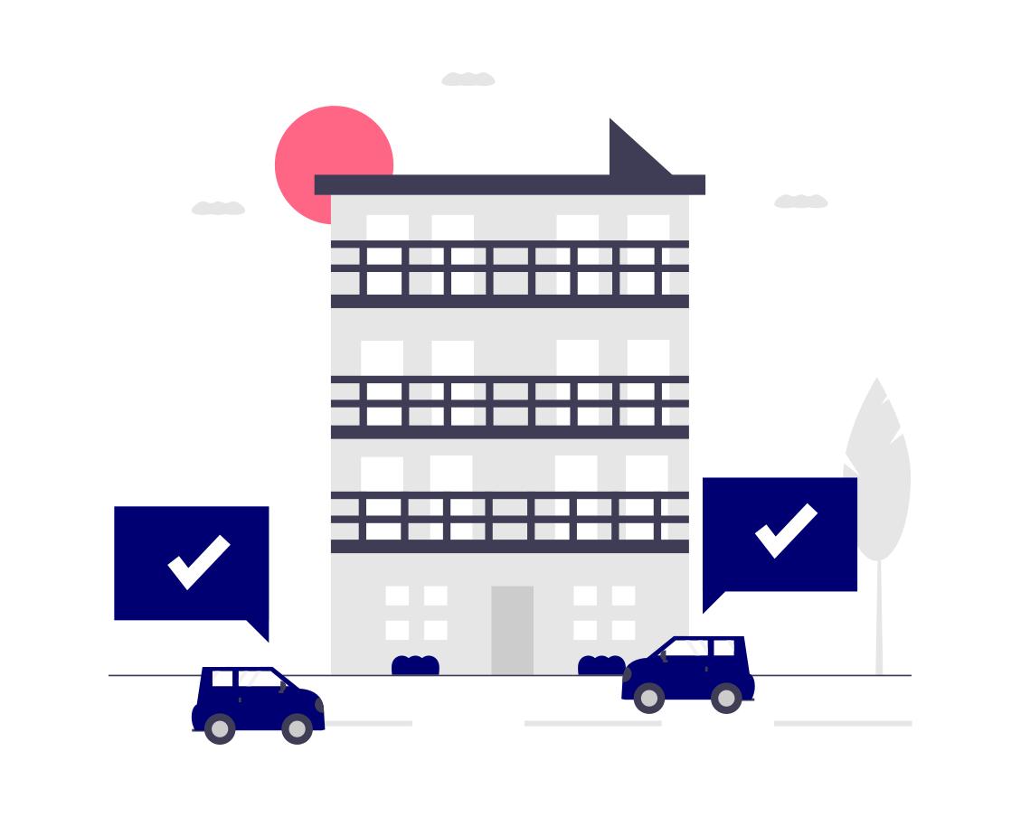 Standortanalyse/Standortbewertung mit Berücksichtigung der Infrastruktur