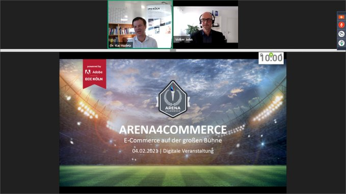 Arena4Commerce Moderation