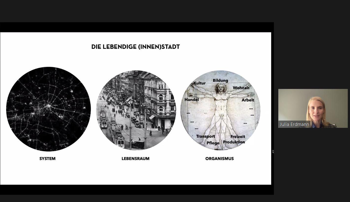 FASZINATION HANDEL 2021: Digitaler Vortrag von Julia Erdmann
