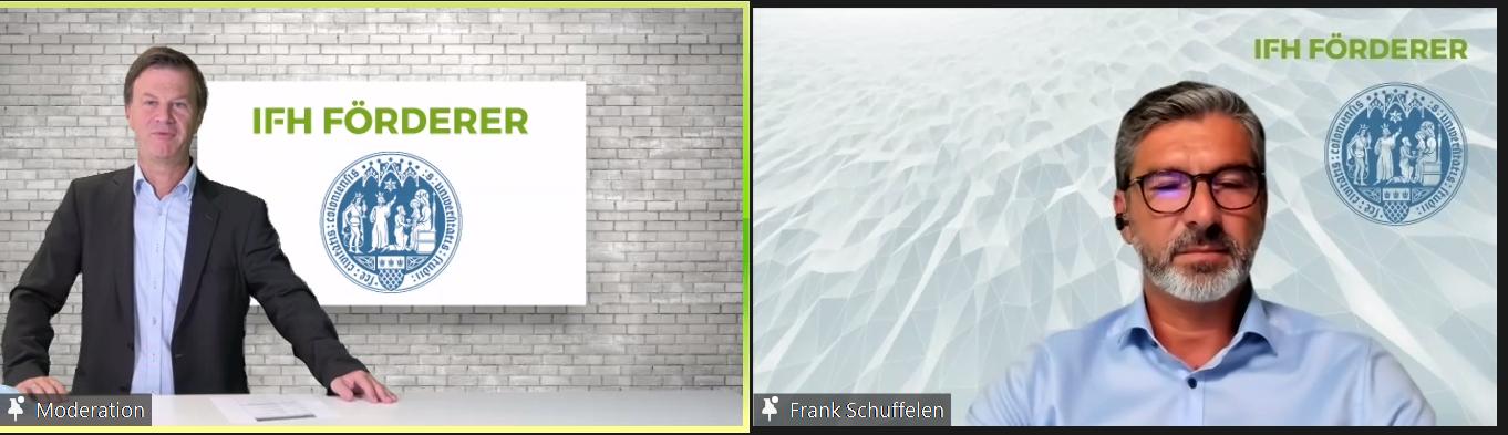 FASZINATION HANDEL 2021: Digitaler Vortrag von Frank Schuffelen